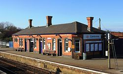 2013 at Camborne station - main building from the east.jpg