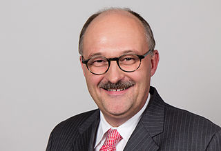 Michael Meister German politician