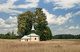 2014 Kaplica Matki Boskiej Bolesnej w Wolanach.jpg