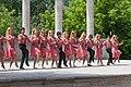 2014 Prowincja Tawusz, Dilidżan, Występ dziecięcy (17).jpg