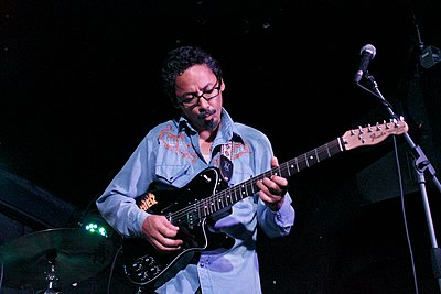 Picture of a band or musician: Tommy Guerrero
