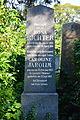 2015-08-28 (10) Wien11 Zentralfriedhof Richter Jarolim-Loschitz.JPG