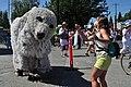 2015 Fremont Solstice parade - Polar bear 07 (19304253182).jpg