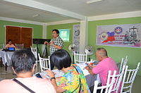 2015 Waray Wikimedia Forums at Greater Tacloban 05.JPG