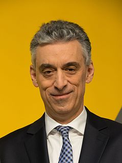 Frank Appel Chief Executive Officer of Deutsche Post since February 18, 2008