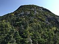 2017-09-11 11 34 45 View east along the Maple Ridge Trail at about 3,580 feet above sea level on the western slopes of Mount Mansfield within Mount Mansfield State Forest in Stowe, Lamoille County, Vermont.jpg