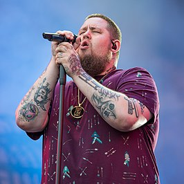 Rag'n'Bone Man, Rock im Park 2017