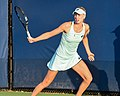 2017 US Open Tennis - Qualifying Rounds - Naomi Broady (GBR) (18) def. Cagla Buyukakcay (TUR) (36955168496).jpg
