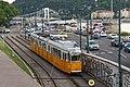 2018-06-26 Tram 1346 on line 2 in Budapest.jpg