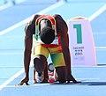 2018-10-16 Stage 2 (Boys' 400 metre hurdles) at 2018 Summer Youth Olympics by Sandro Halank–017.jpg