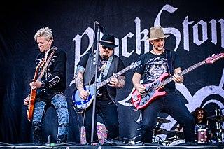 Black Stone Cherry American rock band