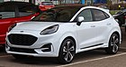 2020 Ford Puma ST-Line X EcoBoost Hybrid 1.0 Front.jpg