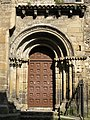 208 Església vella de Santo Tomás de Canterbury (Sabugo, Avilés), portal sud.jpg