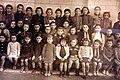 208 Museu d'Història de Catalunya, foto de grup, classe de les nenes.JPG