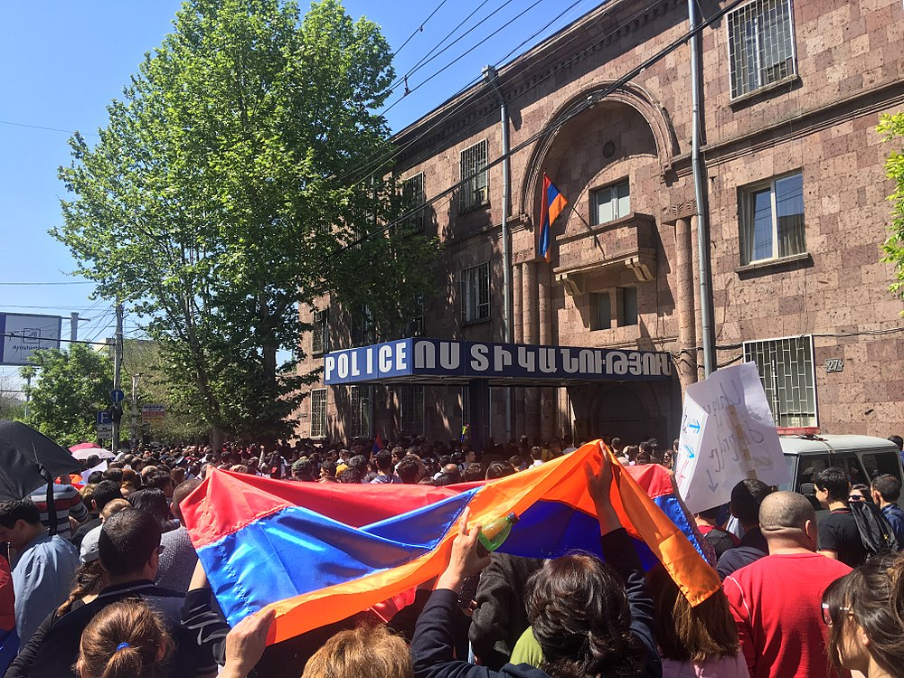 23.04.2018 Protest Demonstration, Yerevan 23.jpg