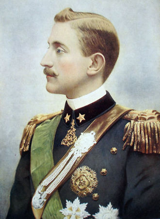 Prince Emanuele Filiberto, Duke of Aosta - Image: 2nd Duke of Aosta