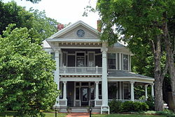 310 Washington Avenue, Washington-Willow Historic District, Fayetteville, Arkansas.jpg