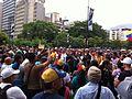 3 de mayo - Manifestación en contra del gobierno de Venezuela.jpg