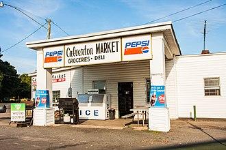 Calverton Historic District - Calverton Market, at Catlett and Bristersburg Rds.
