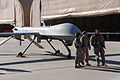 46th Expeditionary Reconnaissance Squadron MQ-1B Predator Balad AB Iraq.jpg