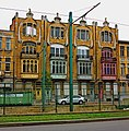 4 Art Nouveau Houses in a Row - panoramio.jpg