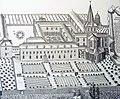 514 Abbaye de Landévennec dessin XVIIe.jpg