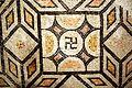 5661 - Brescia - S. Giulia - Pavimento a mosaico, sec. II-III - Foto Giovanni Dall'Orto, 25 Giu 2011.jpg