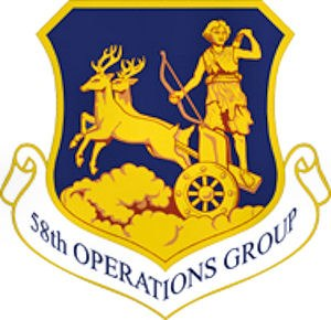 58th Operations Group - Emblem of the 58th Operations Group