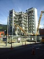 61 Molesworth St, Wellington in the midst of demolition (31675879915).jpg