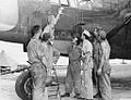 6th Night Fighter Squadron Preflighting P-61.jpg