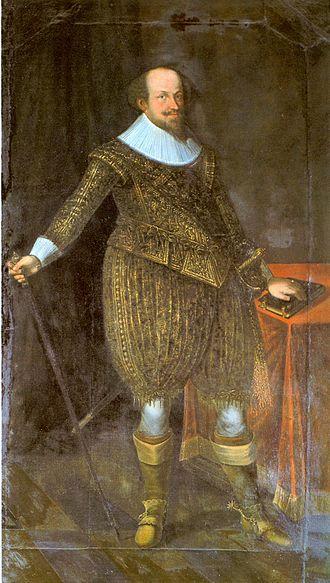 John Frederick, Duke of Württemberg - John Frederick of Württemberg