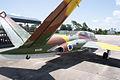 Aérospatiale Fouga CM.170-1 Magister RRear KAM 11Aug2010 (14797342808).jpg