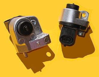 Anti-lock braking system - ABS speed sensors