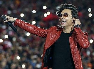 Iranian rock Iranian vocalist and musician