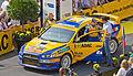 ADAC Rallye Deutschland 2013 - Fahrerpräsentation auf dem Roncalliplatz-4777.jpg