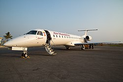 Embraer ERJ-145 der Air Mandalay