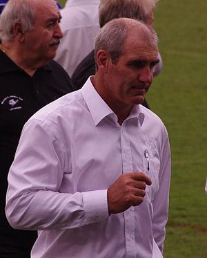 Andrew Farrar - Andrew Farrar in February 2012
