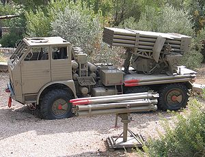 DAC (vehicle manufacturer) - Image: APR 40 beyt hatotchan 2