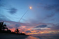 ATV-4 Albert Einstein lifts off from Kourou (2).jpg