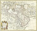 A Map of Turky, Arabia And Persia. Corrected from the latest Travels.jpg