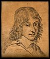 A boy with bushy hair. Drawing, c. 1793. Wellcome V0009250.jpg