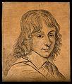 A boy with bushy hair. Drawing, c. 1793. Wellcome V0009250.jpg
