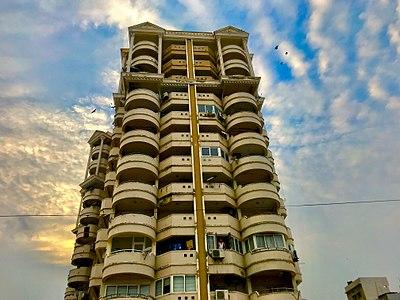 A building on Ramakrishna Beach Road.jpg