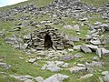 A cosy little shelter on the Walna Scar Road - geograph.org.uk - 1372983.jpg