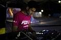 A disc jockey (DJ) photos by mostafa meraji عکس از دی جی در مراسم 09.jpg