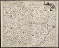 A new mapp of ye seat of the warr in the counties of Namur and Hainault wherin perticulerly is described ye cittyes towns forts fortifications villages monasteryes abbyes roads pases &c. (8343476146).jpg