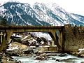 A view of the mountains and the river in Kalam Valley near Usho forest.jpg