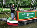 A working narrowboat near Wolverhampton - geograph.org.uk - 1344943.jpg