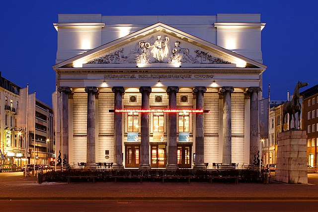 Stadttheater Aachen Teatro y Ópera en Aquisgrán, Alemania Guía de ...