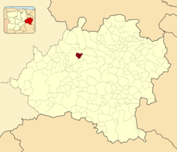 Municipal location in the Province of Soria.